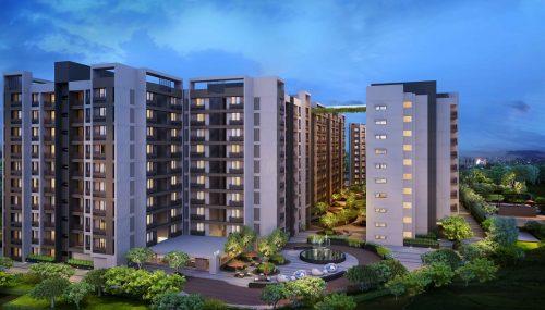 Arvind Skyland - Jakkur- apartments
