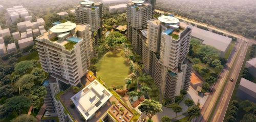 Embassy Lake Terraces - Hebbal - apartment