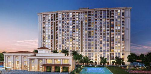 Hiranandani Glen Classic - Hebbal -Kodigehalli Main Road - apartments