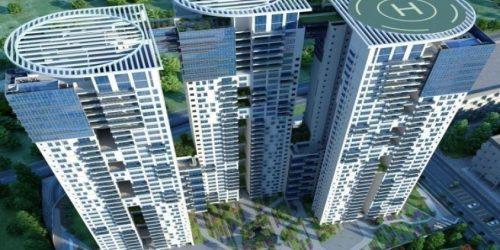 Karle Zenith - Manyata Tech Park - Hebbal - apartments
