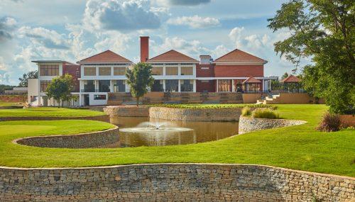 Prestige Augusta Golf Village - Yelahanka - villas - bangalore