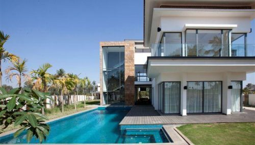 Prestige Golfshire - Devanahalli - villas - bangalore