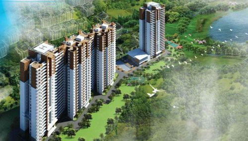 Prestige Misty water - Phase 2 - Hebbal - apartments