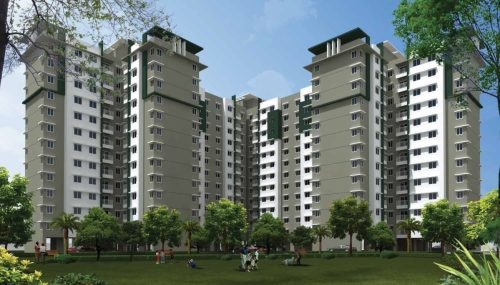 Provident Park Square - Kanakpura Road