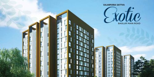 Salarpuria Exotic-Bagalur Main Road- Yelahanka -apartments