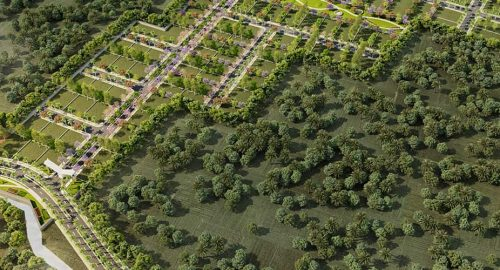 Sammy's Dreamland Beverly Hills - International Airport Road - Hosahalli - plots