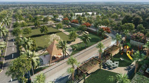 Sammy's Palm Hills - Devanahalli Near Nandi Hills - plots - bangalore