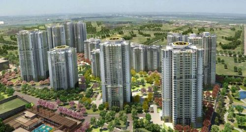 Shapoorji Pallonji ParkWest - Mysore Road - apartments
