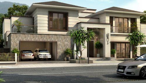Sobha LifeStyle Legacy - Devanahalli - villas - bangalore