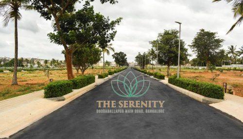 The Serenity Address- Piramal Group(Address Makers) - Yelahanka - plots - bangalore